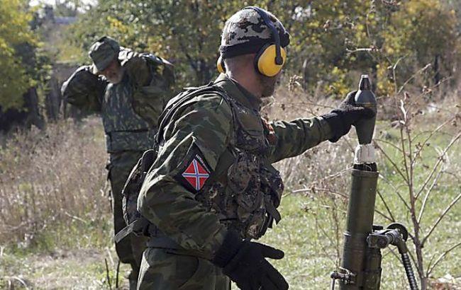 Бойовики з мінометів обстріляли позиції ООС біля Широкиного