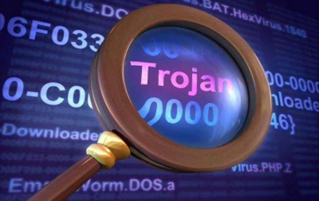 Фото: троян Kryptik вимагає гроші за розблокування комп'ютерів