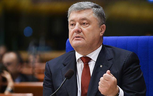 Порошенко созвал внеочередное заседание военного кабинета СНБО из-за ситуации в Луганске