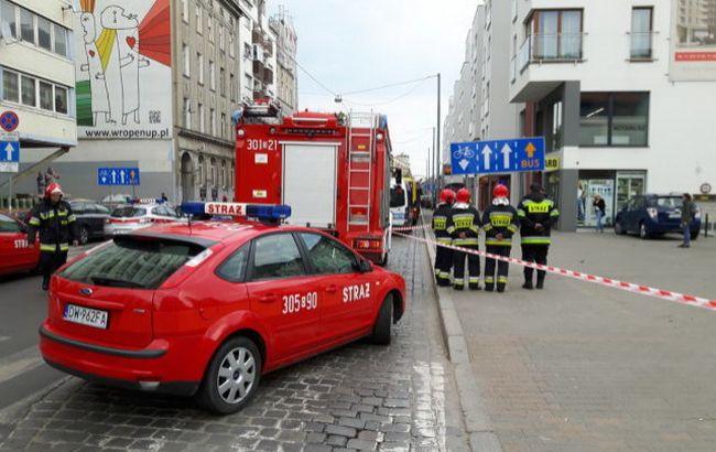 У Польщі намагалися підірвати автобус з пасажирами, є постраждалий