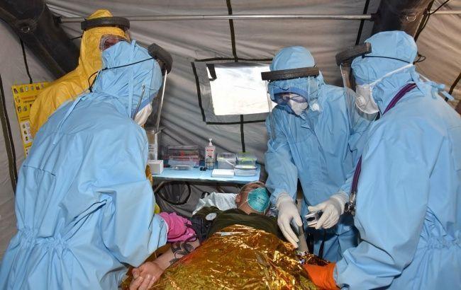 В ВСУ зафиксировали новый случай заражения коронавирусом