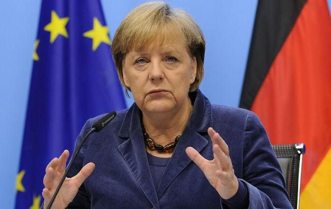 Меркель запропонувала притягнути Асада до парламентерів щодо Сирії