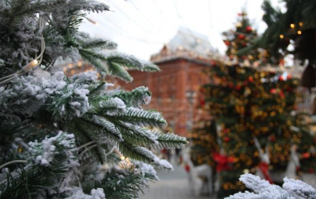 Новий рік у Києві відсвяткують на п'яти площах і Співочому полі