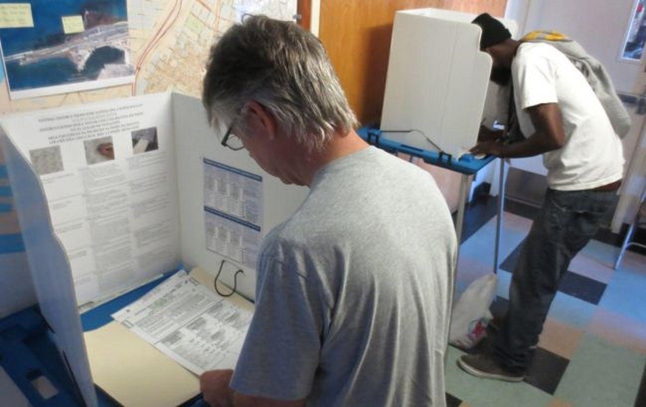 У СШАдостроковопроголосували 60% від явки попередніх виборів президента