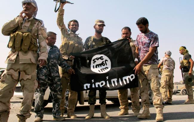 Фото: бойовики ИГИЛ