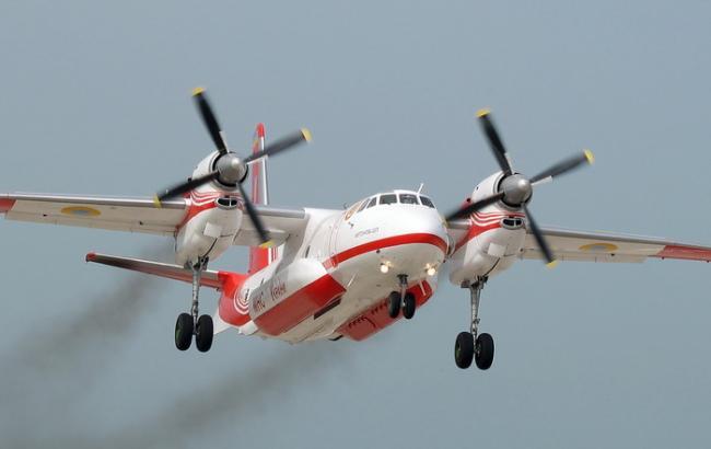 Фото: Ізраїль попросив пожежний літак на термін до 7 днів