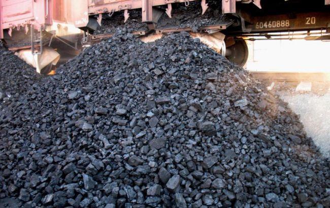 Фото: заблокирована поставка угля из зоны АТО