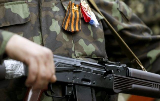 Фото: боевики