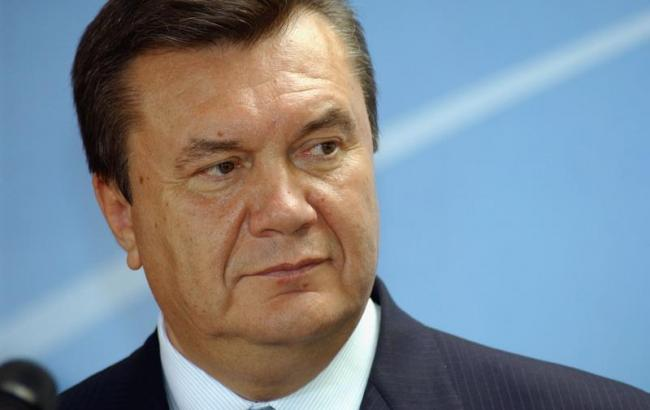 Фото: допрос Виктора Януковича назначен на 13:00