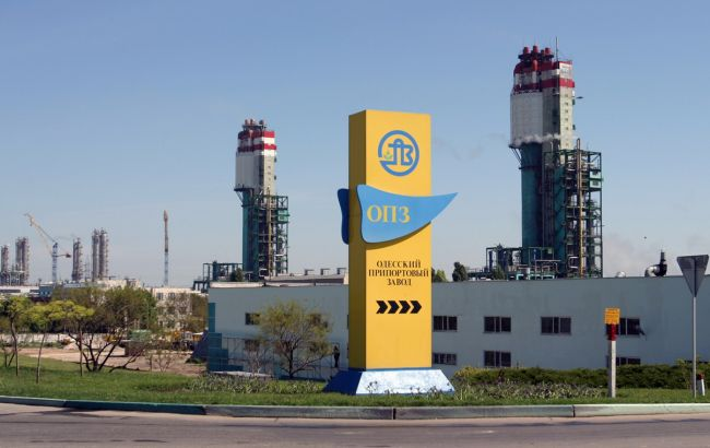 Фото: Одесский припортовый завод