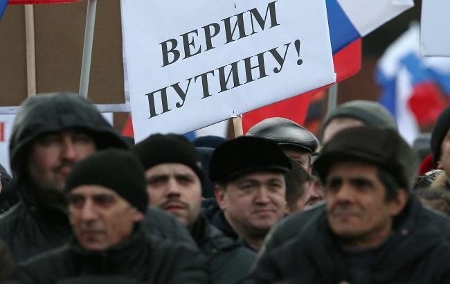 Фото: 30% россиян считают, что чиновники часто лгут