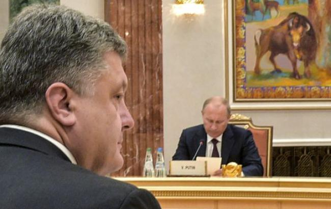 Порошенко: 20% российской пропаганды касаются  религии