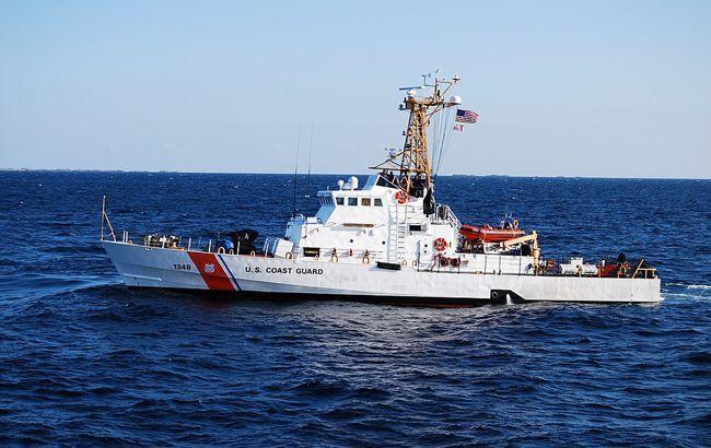 До Одеси прибули два патрульні катери Island