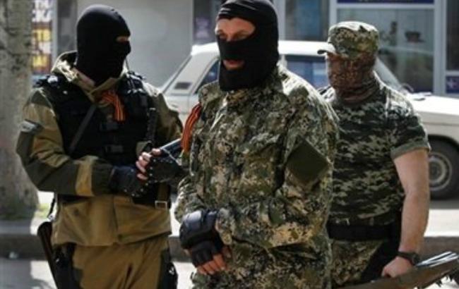Боевики обстреляли свои позиции у оккупированной Горловки