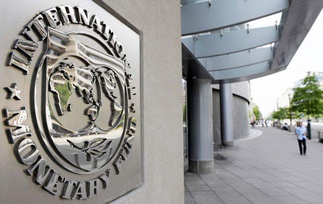 МВФ обнародовал меморандум осотрудничестве с Украинским государством