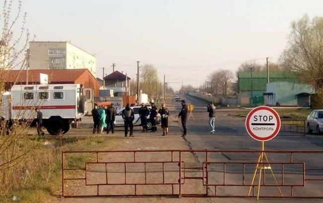 В Одесской области на карантин закрыли райцентр после вспышки COVID-19