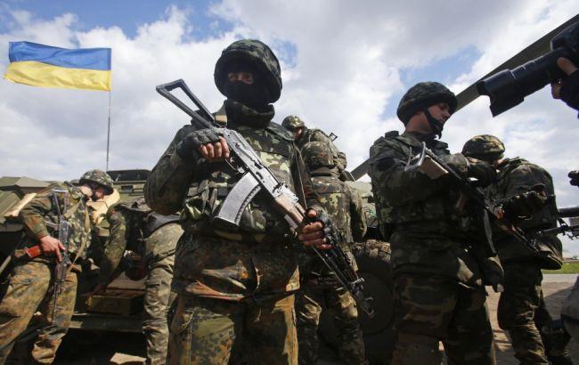 Фото: ВСУ остановили ДРГ в Донецкой области