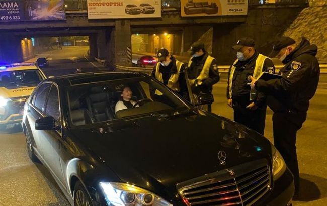 У Києві затримали заступника голови КМДА за напад на поліцейського