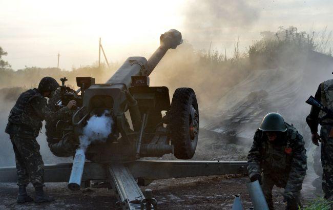 На Донецком направлении боевики сосредоточили более 80% обстрелов, - штаб
