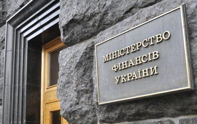 Держборг України в лютому збільшився на 550 млн доларів