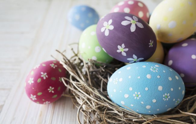 Пять вариантов покраски яиц на Пасху: только натуральные средства