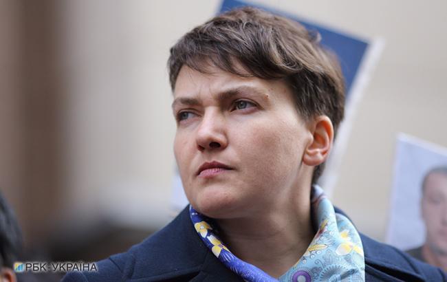 Савченко можуть позбавити депутатської недоторканості, - Луценко
