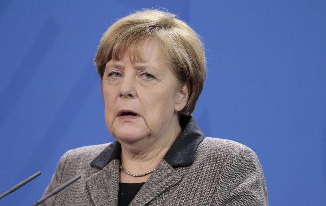 Фото: Ангела Меркель прокоментувала стрілянину в Мюнхені