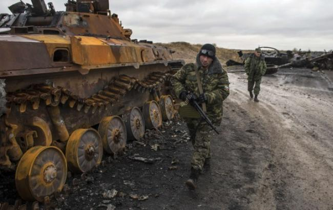 Штаб АТО заявляє про активізацію бойовиків в районі донецького аеропорту та Дебальцевого