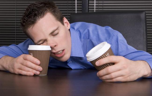 Фото: Сонный человек (dailystory.me)