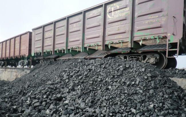 Фото: РФ перестала отгружать уголь для Украины