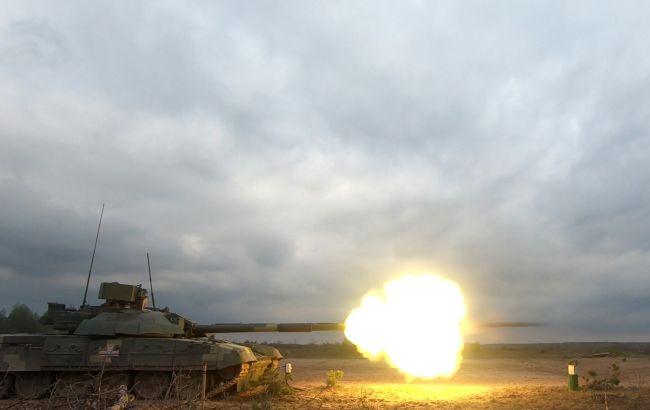 У ЗСУ провели випробування модернізованого танка Т72