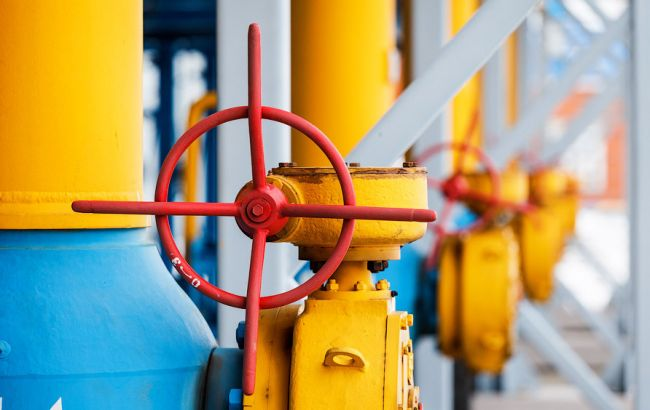 Україна збільшила транзит газу в Європу на 22%