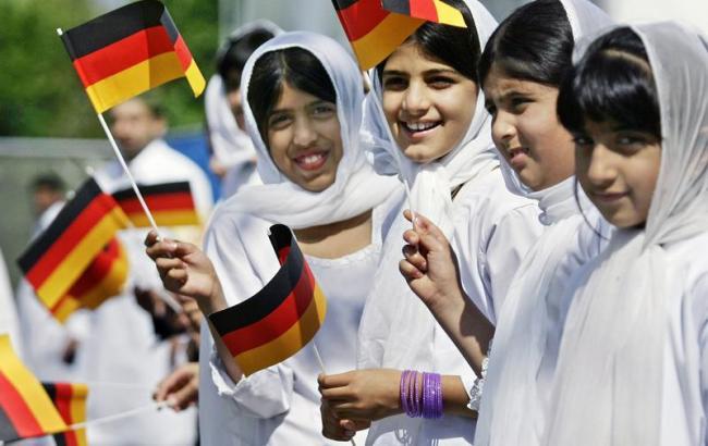 Фото: нападения на мусульман в Германии снизились