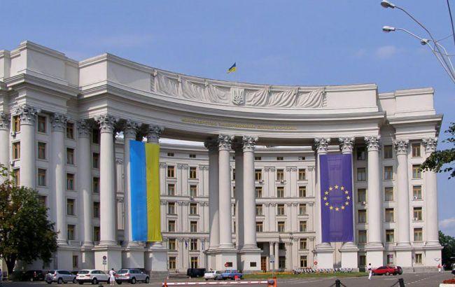 МЗС України спростував заяви Білорусі про підготовку озброєних бойовиків