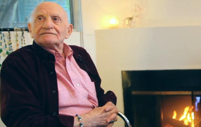 Пенсіонер, який пережив Голокост, зізнався у нетрадиційній орієнтації