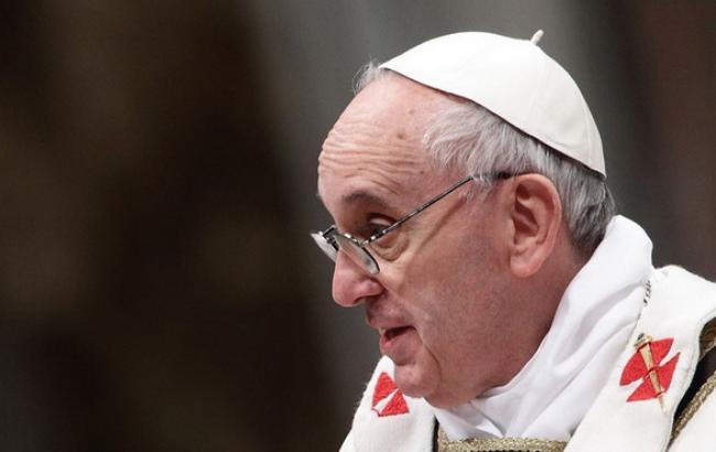Папа Римский едет в Украину