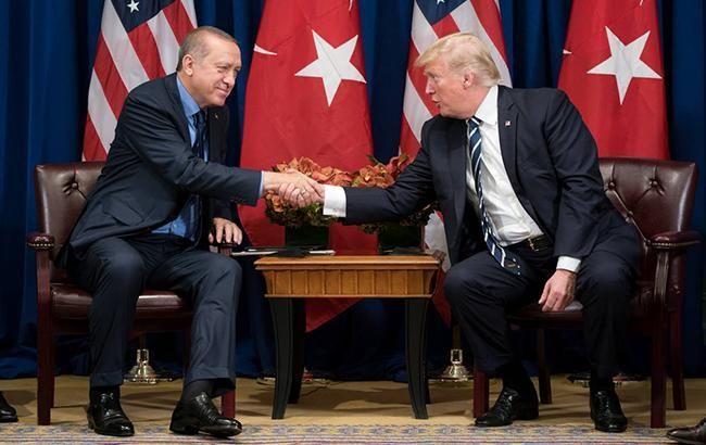 Трамп и Эрдоган осудили атаку Ирана на украинский самолет