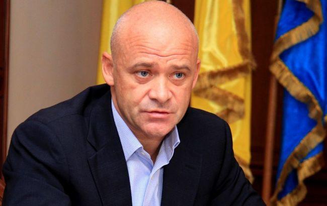ВМиграционной службе ничего незнают овтором гражданстве главы города Одессы