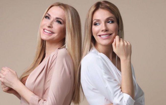 Дочка Ольги Сумської захопила мережу стрункою фігурою в шкіряній міні-сукні: вона точно нещодавно народила?