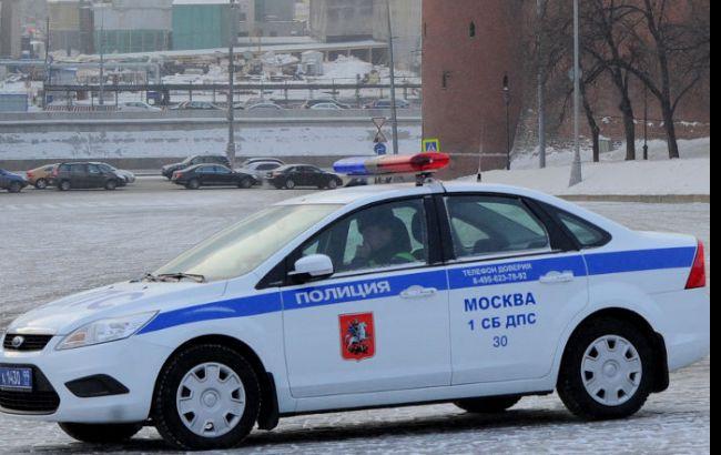 Фото: поліція Москви затримала чоловіка, який стріляв з автомата