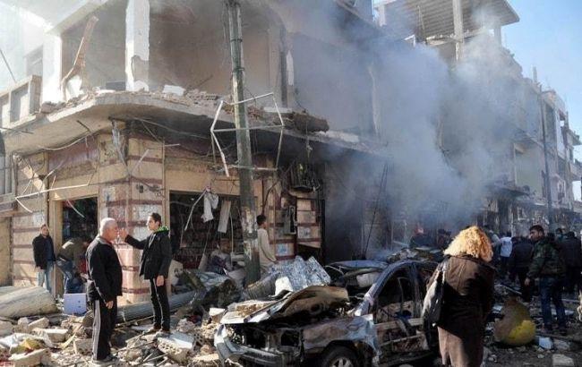 Война в Сирии: за 2 дня в результате атак боевиков погибли более 100 человек