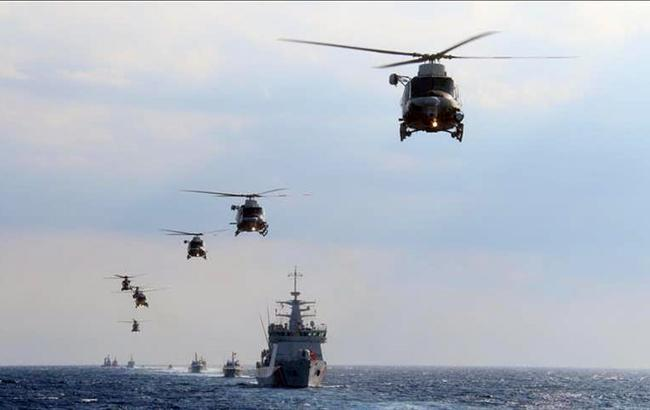 Турция и США проведут военные учения в Средиземноморье