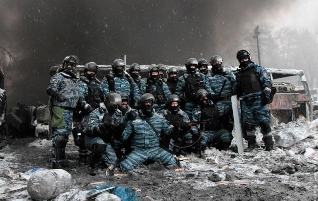 Фото: розстріл активістів на Майдані