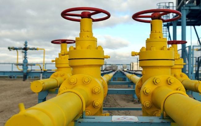 Імпорт газу через Словаччину в Україну досяг рекордних 30,9 млн куб. м/добу