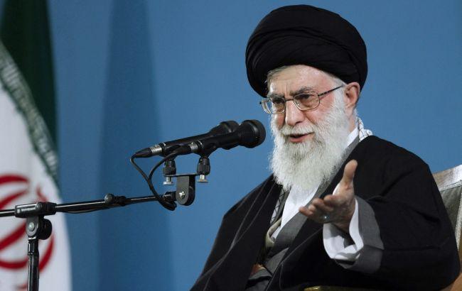 Фото: аятолла Алі Хаменеї