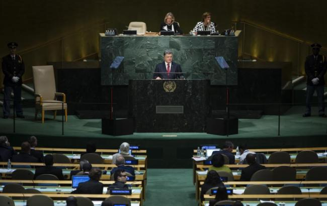 Порошенко закликав ООН звернути увагу на порушення прав кримських татар у Криму