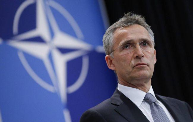 Генсек НАТО заявил о важности контактов с РФ в период напряженности