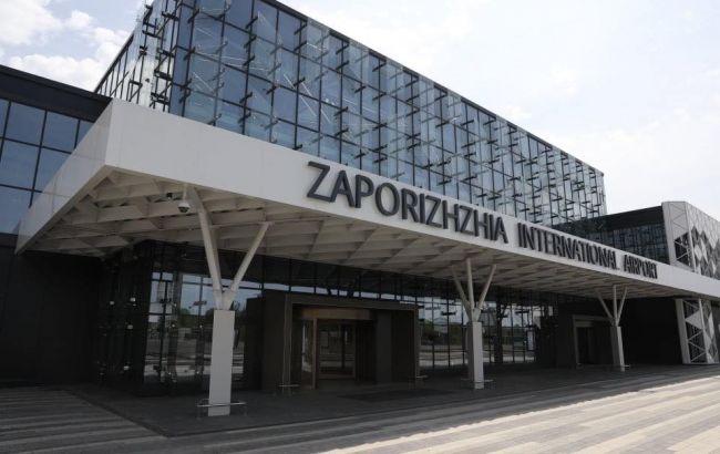 В аеропорту Запоріжжя добудували новий термінал