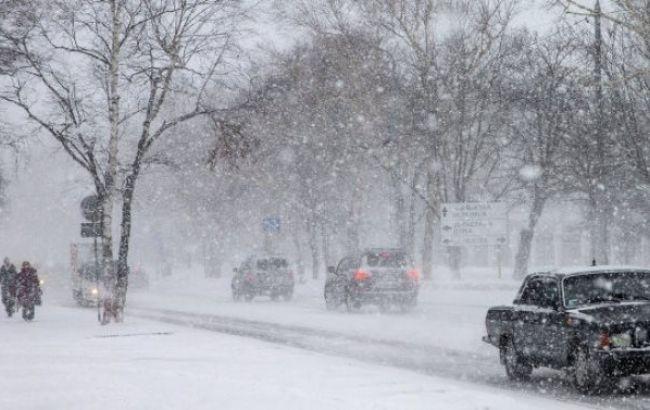 Фото: в Сумской, Полтавской и Черниговской областях завтра могут закрыть дороги