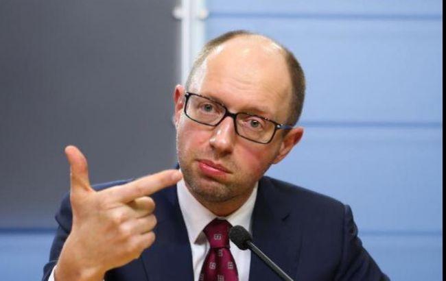 Регламентний комітет Ради відхилив проект постанови про відставку Яценюка